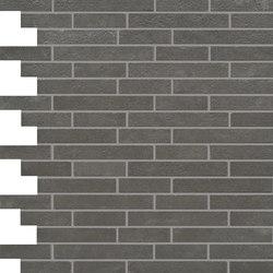 Concrete Smoke | muretto | Ceramic tiles | Gigacer