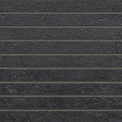 Concrete Graphite | stripes | Keramik Fliesen | Gigacer