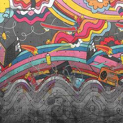 Aaron | Revestimientos de paredes / papeles pintados | LONDONART
