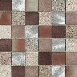 Venezia | Magma Copper | Mosaici per pareti | Dune Cerámica