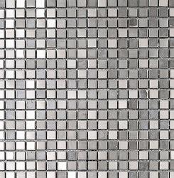Venezia | Metalic Silver | Wandmosaike | Dune Cerámica