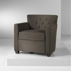 Hadley | Lounge Chair | Sillones lounge | Cumberland Furniture