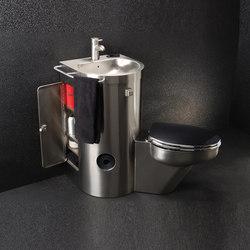 Cistern - Neo-Comby Combination Toilet-Basin | Klosetts | Neo-Metro