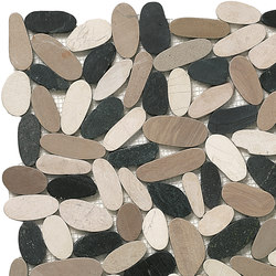 Venezia | Pebbles Light | Natural stone mosaics | Dune Cerámica