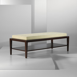 Sloane | Bench | Panche attesa | Cumberland Furniture