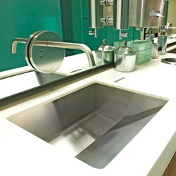 Ebb (Inset) Basin | Wash basins | Neo-Metro
