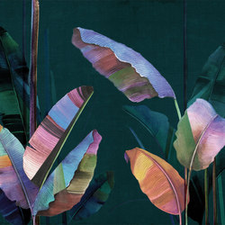 Feuilles | Wall coverings / wallpapers | LONDONART