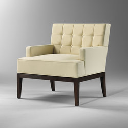 Sloane | Lounge Chair | Poltrone lounge | Cumberland Furniture