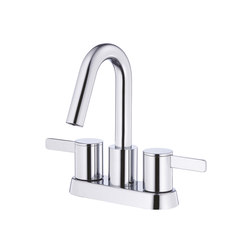 Amalfi™ | Two Handle Centerset Lavatory Faucet, 1.2gpm | Wash basin taps | Danze