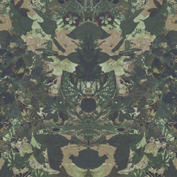 Flower Power | Wall coverings / wallpapers | LONDONART