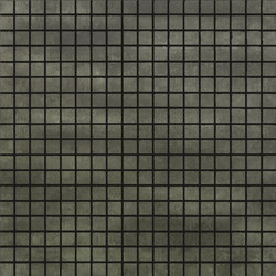 Krea Green | mosaic | Ceramic tiles | Gigacer