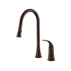 Antioch®   Single Handle Pull-Down Kitchen Faucet, 1.75gpm   Kitchen taps   Danze