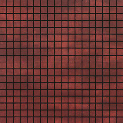 Krea Red | mosaic | Tiles | Gigacer
