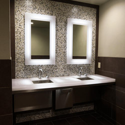 Framed Glass Mirror | Mirrors | Neo-Metro