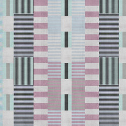 Indian Stripes | Wall coverings / wallpapers | LONDONART