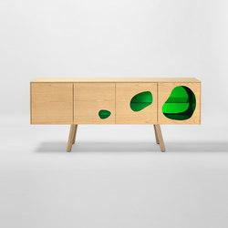 Aquário Cabinet II | Sideboards | BD Barcelona