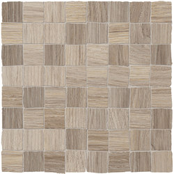 Natural Almond mosaico burattato | Floor tiles | Ceramiche Supergres