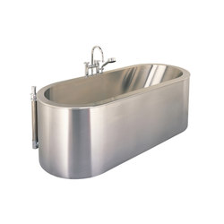 Double Wall Neo-Tub, Insulated | Vasche ad isola | Neo-Metro