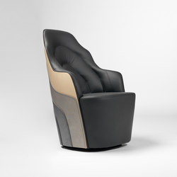 Couture armchair | Poltrone lounge | BD Barcelona