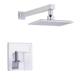 Mid-town® | Shower Only Trim Kit, 2.5gpm | Shower controls | Danze