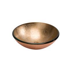 Washbasin Foglio di Rame | Wash basins | Dune Cerámica