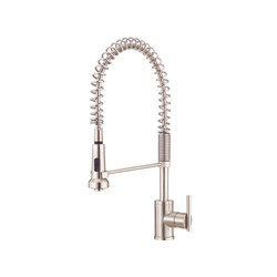 Parma® | Single Handle Pre-Rinse Kitchen Faucet, 1.75gpm | Rubinetterie | Danze