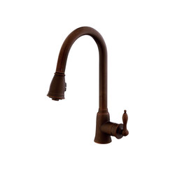 Prince™ | Single Handle Kitchen Pull-Down Faucet, 1.75gpm | Kitchen taps | Danze