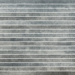 Krea Silver | stripes | Ceramic tiles | Gigacer