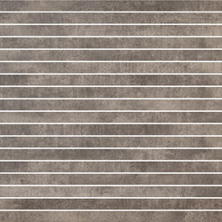 Krea Nut | stripes | Ceramic tiles | Gigacer