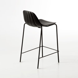 Babah | SG 65 | Sgabelli bar | CHAIRS & MORE SRL