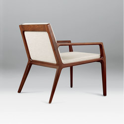 Revo | Lounge Chair | Loungesessel | Cumberland Furniture