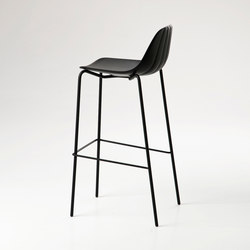 Babah |  SG 80 | Bar stools | CHAIRS & MORE SRL