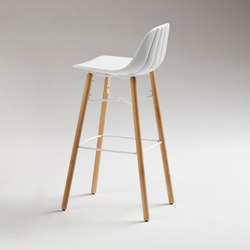 Babah | W SG 80 | Tabourets de bar | CHAIRS & MORE SRL