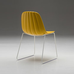 Babah |  SL | Visitors chairs / Side chairs | CHAIRS & MORE SRL