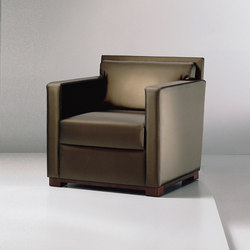 Sella | Lounge Chair | Loungesessel | Cumberland Furniture
