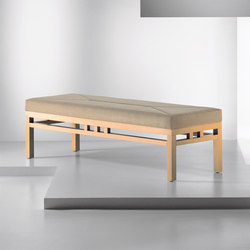Sirra | Bench | Panche attesa | Cumberland Furniture