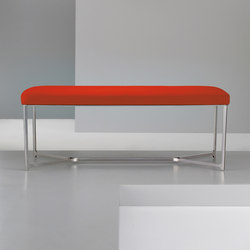 Solitaire | Bench | Panche attesa | Cumberland Furniture
