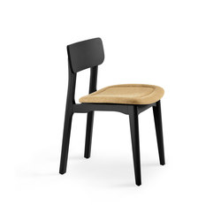 Cacao | S | Restaurant chairs | CHAIRS & MORE SRL