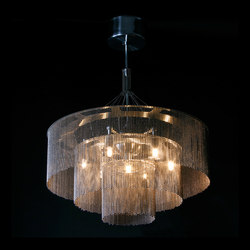 3-Tier - 500 - suspended | Objetos luminosos | Willowlamp