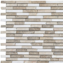 Dekostock Mosaics | Afyon | Mosaïques en pierre naturelle | Dune Cerámica