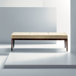 Livy | Bench | Waiting area benches | Cumberland Furniture