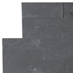 Dekostock Mosaics | Estratos Negro | Mosaicos | Dune Cerámica