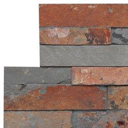 Dekostock Mosaics | Estratos Oxido | Natural stone mosaics | Dune Cerámica