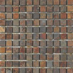 Dekostock Mosaics | Ferro | Naturstein Mosaike | Dune Cerámica