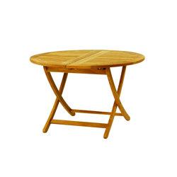 Essex Round Dining Table | Tables à manger de jardin | Kingsley Bate