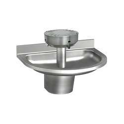 Semi-Circular Stainless Steel Wash Fountain | Handwash basins | Neo-Metro