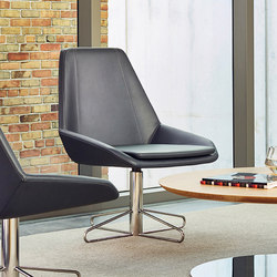 Port | Lounge Chair | Poltrone lounge | Cumberland Furniture