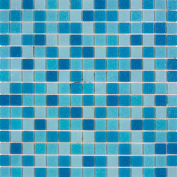 Dekostock Mosaics | Pool | Glass mosaics | Dune Cerámica
