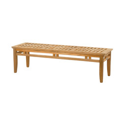 Mandalay Bench | Bancs de jardin | Kingsley Bate