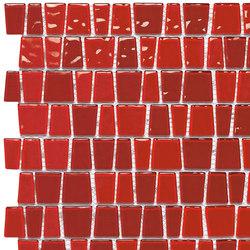 Dekostock Mosaics | Red Snake | Mosaicos de vidrio | Dune Cerámica